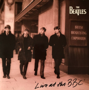 Beatles (The) - Live At The BBC (LP) (VG/VG-)